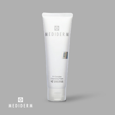 [메디덤] VIP D-Complex Cleansing Foam 120ml